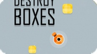 Игра Уничтожьте Коробки / Destroy Boxes