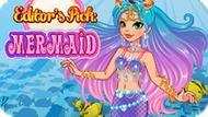 Игра Выбор Редактора: Русалочка / Editor`S Pick Mermaid