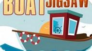 Игра Мозаика Лодки / Boat Jigsaw