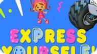 Игра Никелодеон: Проявите Себя / Express Yourself!
