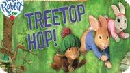 Игра Кролик Питер: Прыжки Супер Секретный Тест Белки / Peter Rabbit Treetop Hop! The Super Secret Squirrel Test