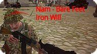 Игра Война Во Вьетнаме: Железная Воля / Nam: Bare Feet Iron Will