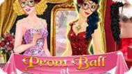 Игра Выпускной В Школе Для Принцесс / Prom Ball At Princess School