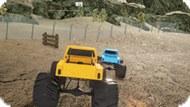 Игра Тяжелые Автомобили С Высокой Мощностью, Для Бездорожья / Heavy Muscle Cars Offroad