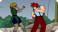 Игра Уличный Боец / Sillybull Street Fighter