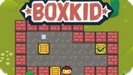 Игра Ребенок И Коробки / Boxkid