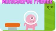 Игра Разноцветные Друзья / Multicolored Friends