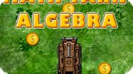 Игра Математический Танк: Алгебра / Math Tank Algebra