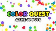 Игра Игра С Точками: Цветовой Квест / Color Quest Game Of Dots