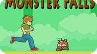 Игра Падение Монстра / Monster Falls