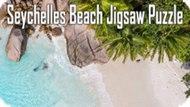 Игра Сейшелы Головоломка Пазл / Seychelles Beach Jigsaw Puzzle