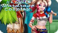 Игра Ледяная Королева: Гардероб Косплей / Ice Queen Wardrobe Cosplay