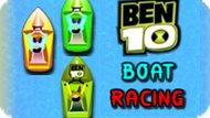 Игра Бен 10: Гонка На Лодках / Ben 10 Boat Racing