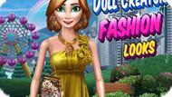 Игра Создание Куклы: Модные Наряды / Doll Creator Fashion Looks