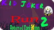 Игра Бег Малыша Джокера 2 Возвращение Тёмной Луны / Kid Joker Run 2 Return Of Dark Moon