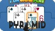Игра Играем В Пасьянс Пирамиду / Fungameplay Pyramid Solitaire