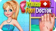 Игра Доктор Лечит Ногу Принцессе / Princess Foot Doctor