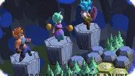 Игра Острая Фантазия: Битва Делюкс / Edgy Fantasy Battle Deluxe