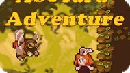 Игра Приключения Кролика / Abc Yard Adventures