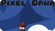 Игра Пиксельный Рассвет / Pixel Dawn