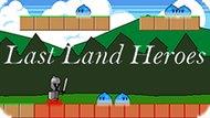 Игра Последний Герой Земли / Last Land Heroes