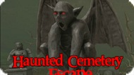 Игра Побег С Кладбища Призраков / Haunted Cemetery Escape