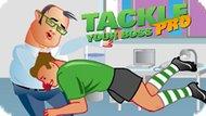 Игра Поймай Босса / Tackle Your Boss Pro
