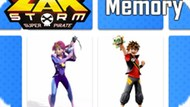игра зак шторм супер пират память Zak Storm Super Pirate
