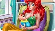 Принцесса русалка: Рождение мамы
