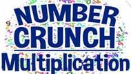 Игра Умножение Чисел Мультиплейер / Number Crunch Multiplication
