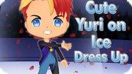 Игра Милый Юрий На Льду: Одевалка / Cute Yuri On Ice Dress Up