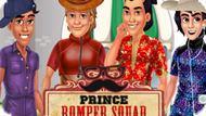 Игра Принцы: Отряд В Комбинезонах / Prince Romper Squad