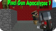 Игра Пиксельное Оружие: Апокалипсис 7 / Pixel Gun Apocalypse 7
