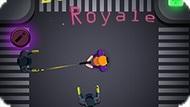 Игра Королевство Зомби / Zombie Royale