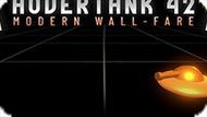 Игра Напольный Танк 42: Современная Стена / Hover Tank 42: Modern Wall-Fare