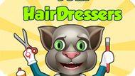 Игра Парикмахерские Тома / Tom Hairdressers