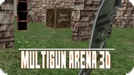Игра Мультистрелок Арена 3Д / Multigun Arena 3D