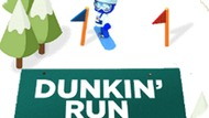 Игра Быстрый Спуск / Dunkin' Run