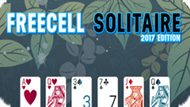 Игра Пасьянс Свободная Ячейка Выпуск 2017 / Freecell Solitaire 2017 Edition