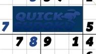 Игра Быстрый Судоку / Quick Sudoku