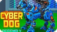 Игра Сборка Кибер Пса / Cyber Dog Assembly