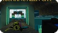 Игра Плавающий Чужой Город / Floating Alien City