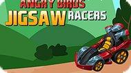Игра Злые Птицы: Гонщики Головоломка / Angry Birds Racers Jigsaw