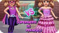 играть для девочек принцессы