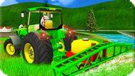 симулятор трактора онлайн играть