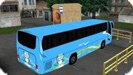 Симулятор автобуса: езда по холмам
