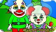 Игра про клоунов
