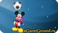 Play in Arcanoid with Mickey