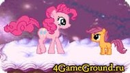 Action about Pink Pony