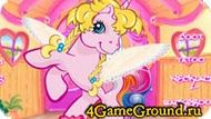 Dress Up about little Pony